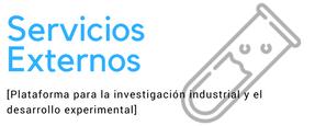 Servicios externos de investigación industrial y desarrollo experimental para la industria y la academia