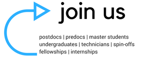 JOIN US: POSITIONS FOR POSTDOS, PREDOCS, MASTER STUDENTS AND UNDERGRADUATES