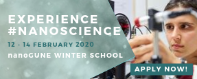nanoGUNE Winter School 2020